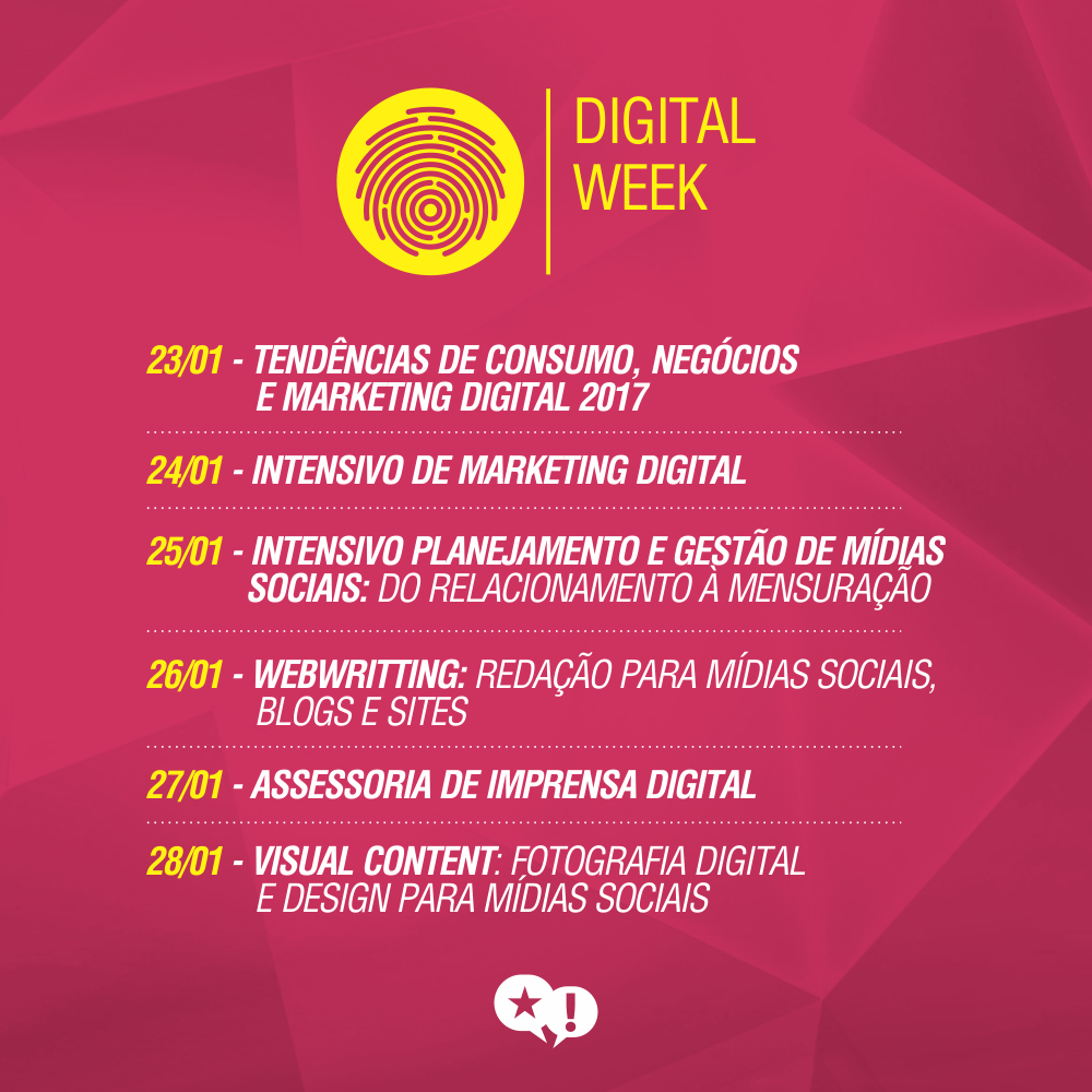 cursos digital week